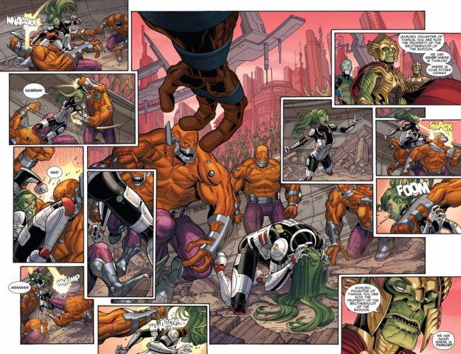 GUARDIANS OF THE GALAXY action adventure sci-fi marvel futuristic (72) wallpaper