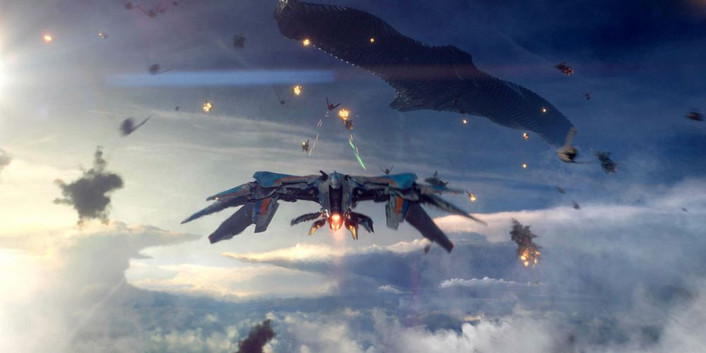 GUARDIANS OF THE GALAXY action adventure sci-fi marvel futuristic (15) wallpaper