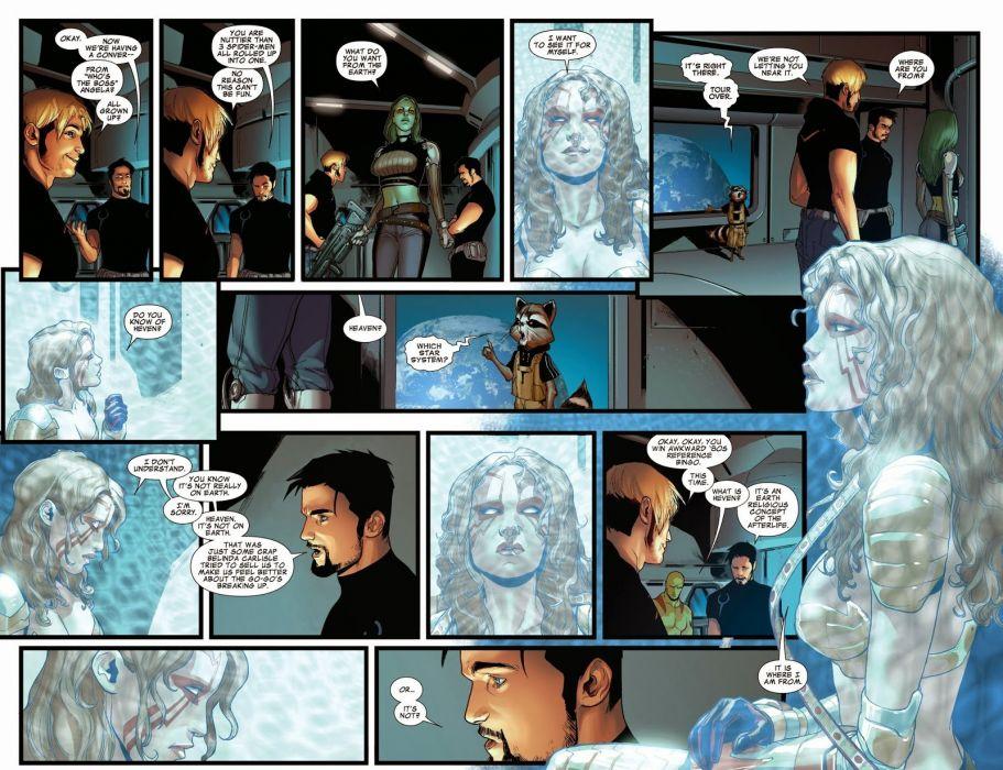 GUARDIANS OF THE GALAXY action adventure sci-fi marvel futuristic (18) wallpaper