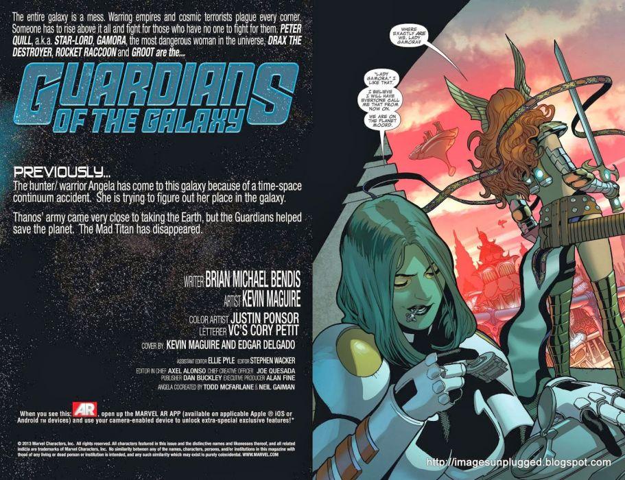 GUARDIANS OF THE GALAXY action adventure sci-fi marvel futuristic (19) wallpaper
