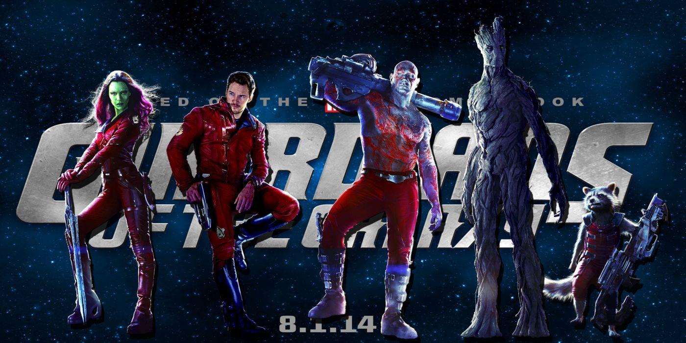 GUARDIANS OF THE GALAXY action adventure sci-fi marvel futuristic (17) wallpaper