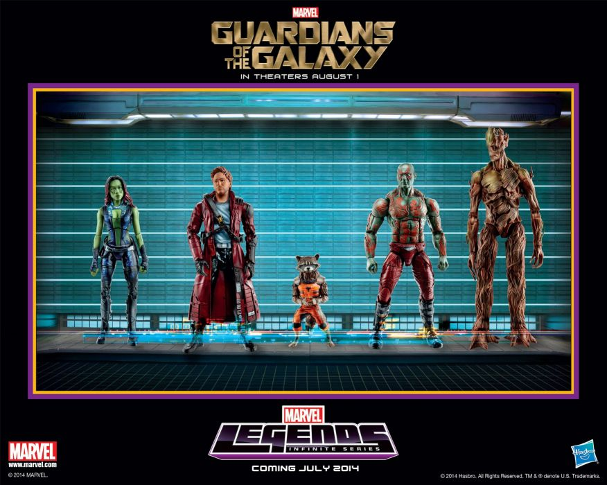 GUARDIANS OF THE GALAXY action adventure sci-fi marvel futuristic (32) wallpaper