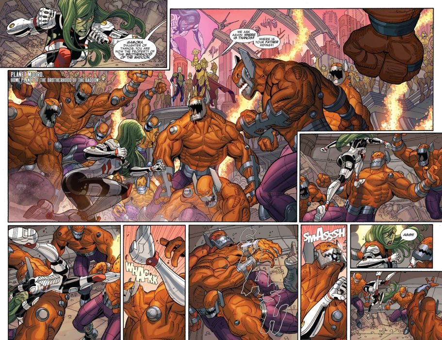 GUARDIANS OF THE GALAXY action adventure sci-fi marvel futuristic (33) wallpaper