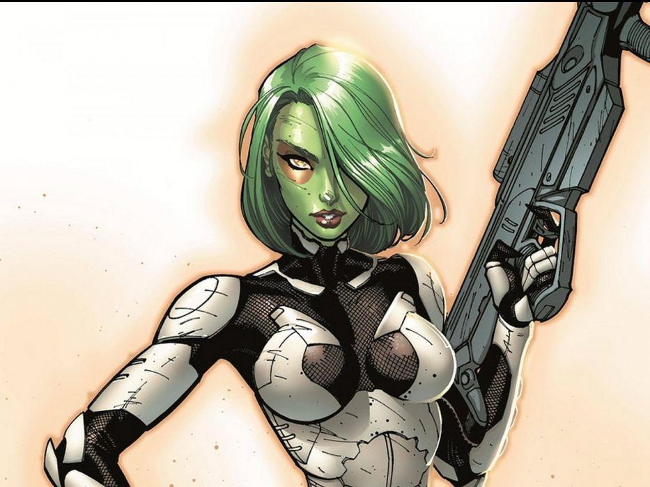 GUARDIANS OF THE GALAXY action adventure sci-fi marvel futuristic (36) wallpaper