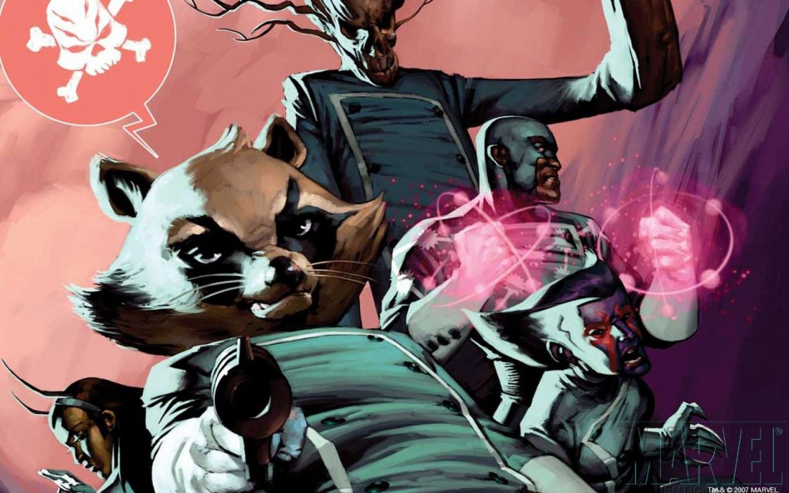 GUARDIANS OF THE GALAXY action adventure sci-fi marvel futuristic (65) wallpaper