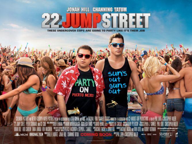 22-JUMP-STREET action comedy crime jump street (57) wallpaper