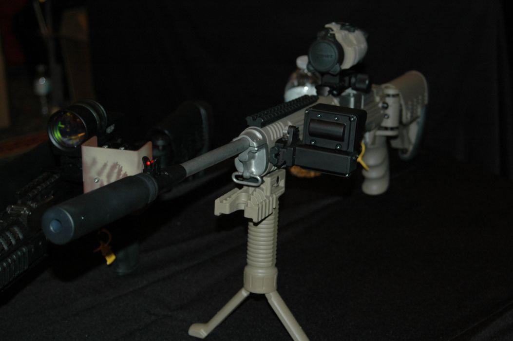 MINI-14 assault rifle weapon gun military mini (10) wallpaper