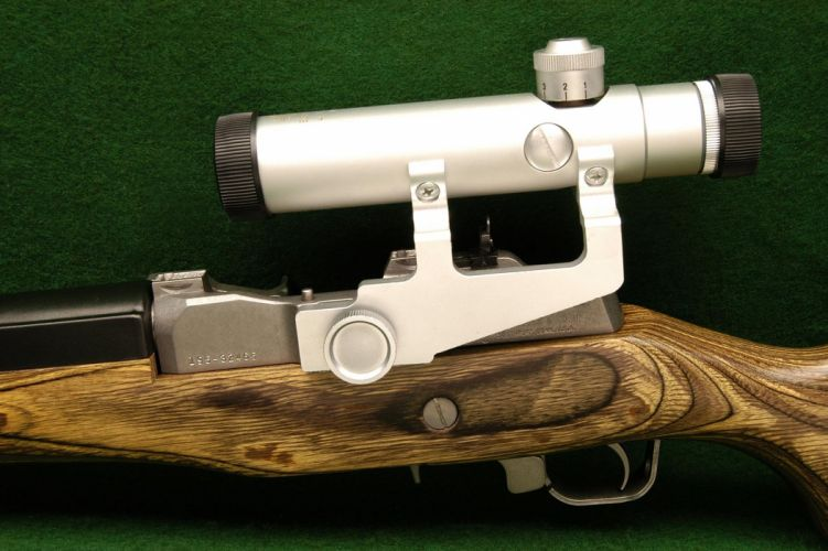 MINI-14 assault rifle weapon gun military mini (20) wallpaper