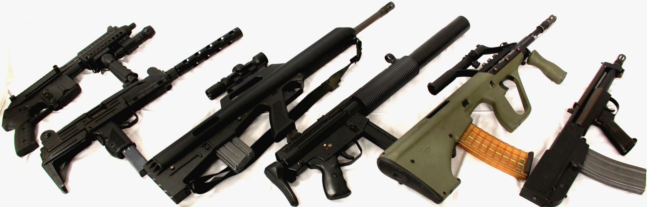 MINI-14 assault rifle weapon gun military mini (25) wallpaper