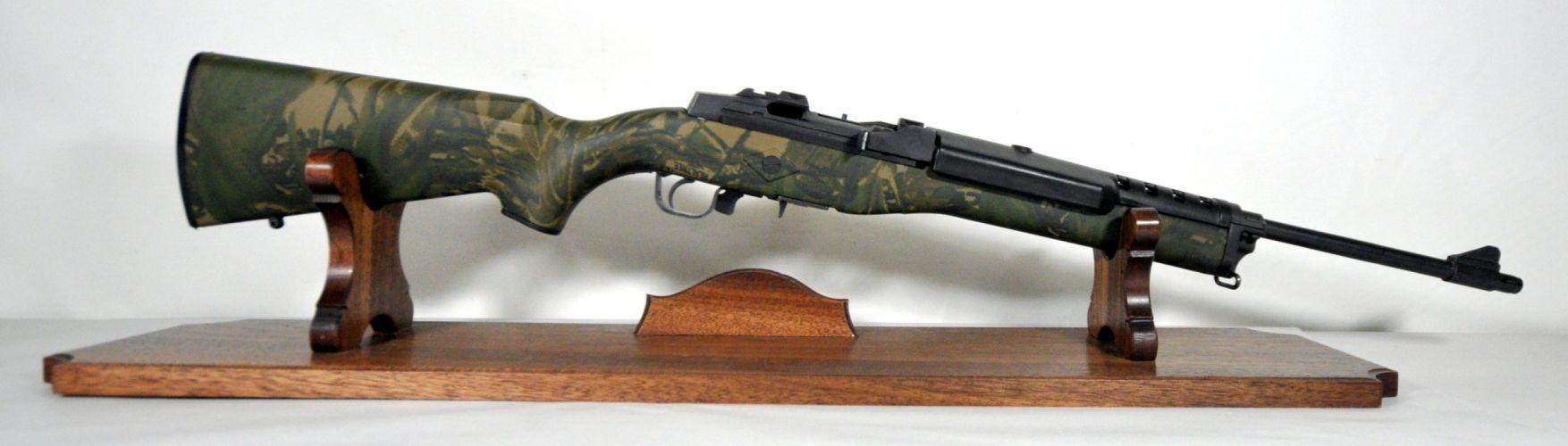 MINI-14 assault rifle weapon gun military mini (42) wallpaper