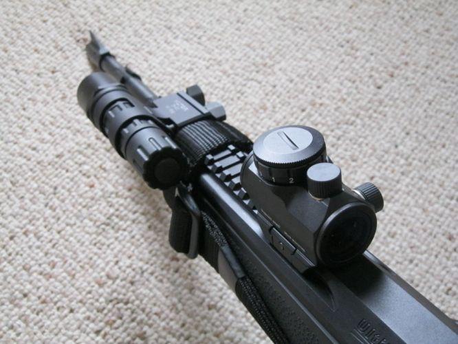 MINI-14 assault rifle weapon gun military mini (51) wallpaper
