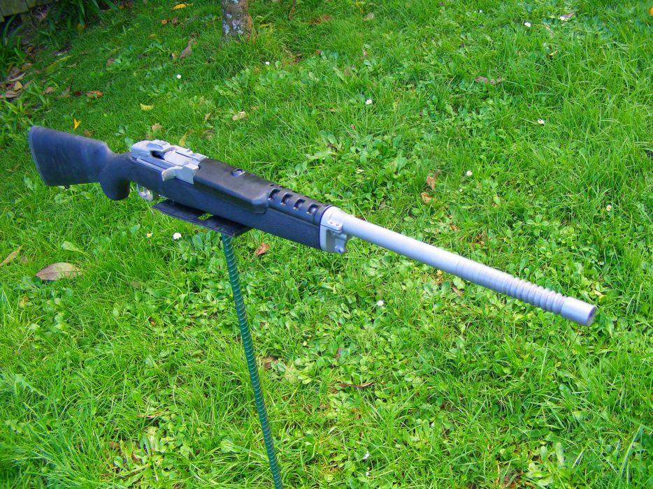 MINI-14 assault rifle weapon gun military mini (54) wallpaper