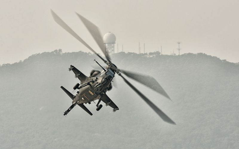 Z-10 attack helicopter china aircraft military (23) wallpaper