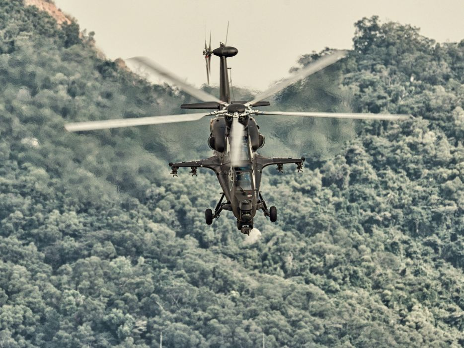 Z-10 attack helicopter china aircraft military (26) wallpaper