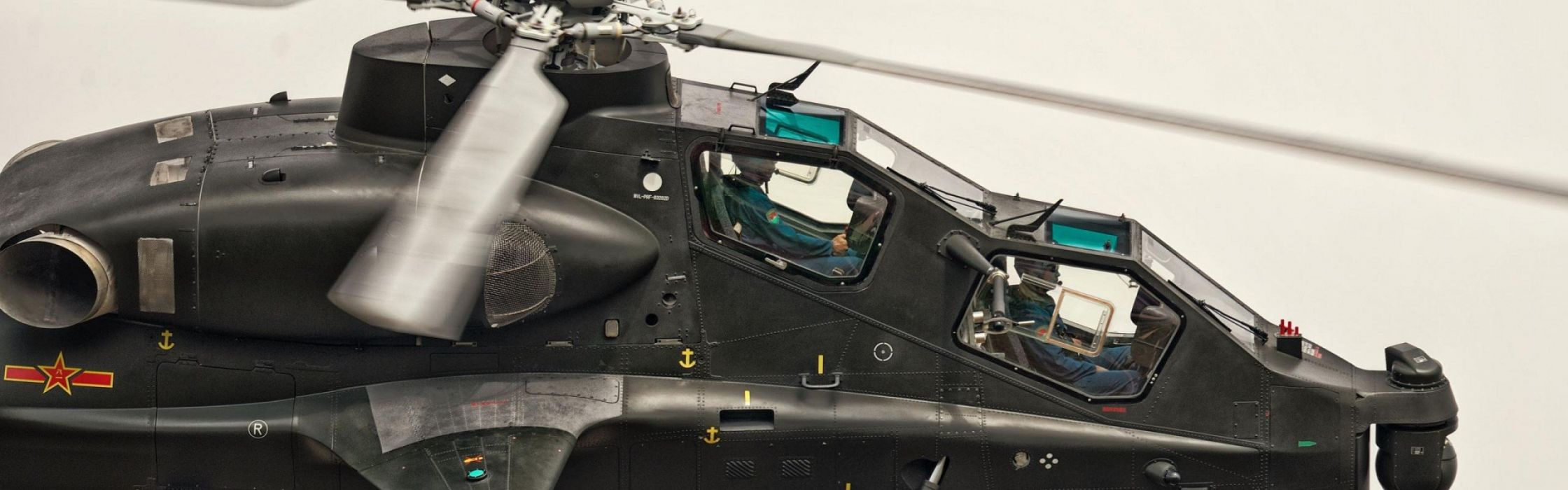 Z-10 attack helicopter china aircraft military (30) wallpaper