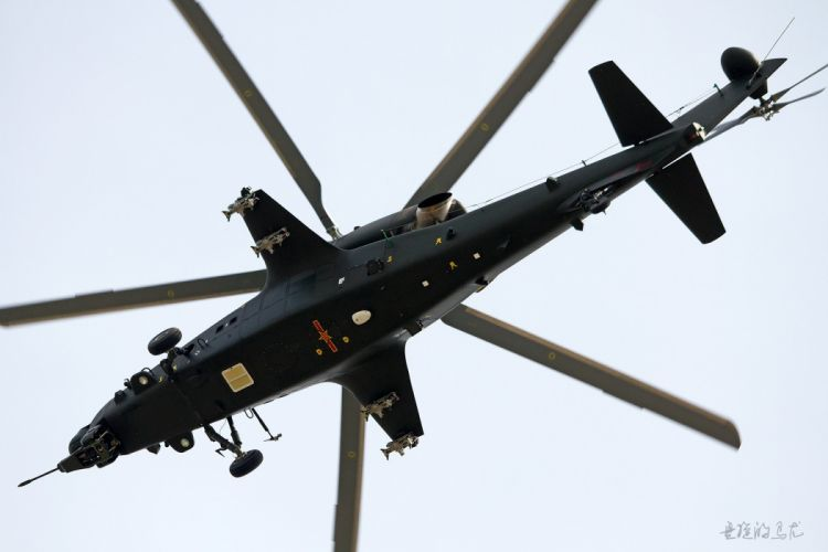Z-10 attack helicopter china aircraft military (40) wallpaper
