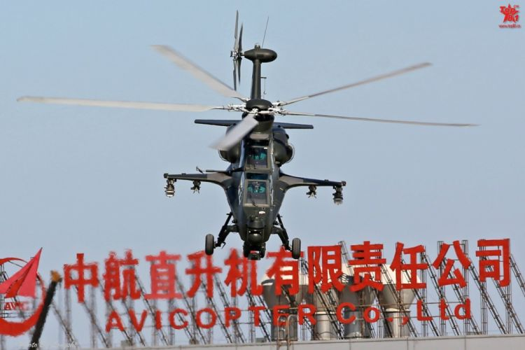 Z-10 attack helicopter china aircraft military (39) wallpaper