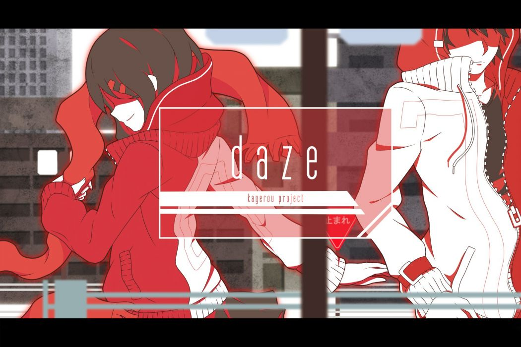 Kagerou Project   df wallpaper