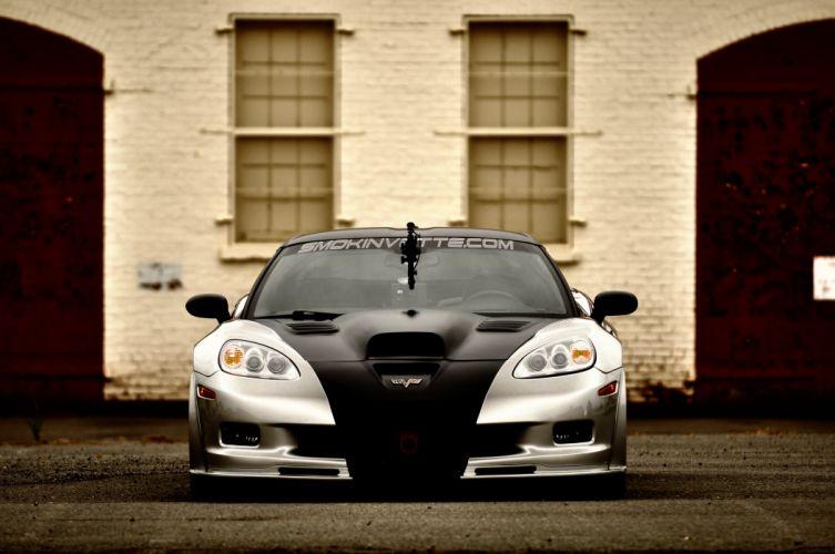 SmokinVette's Supercharged C6 Corvette wallpaper