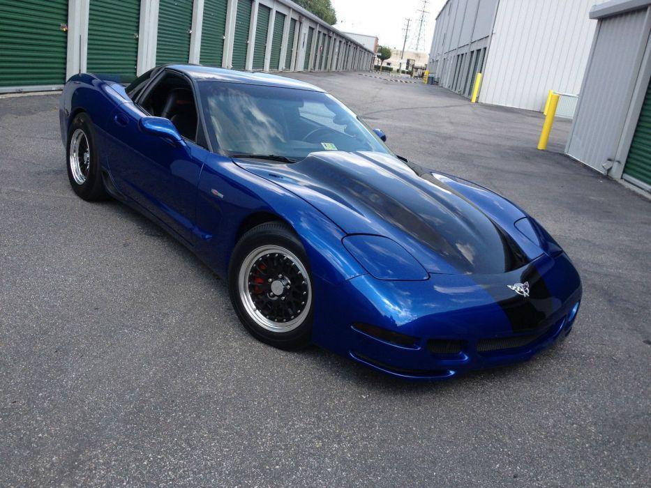 2003 Corvette Z06 Custom wallpaper