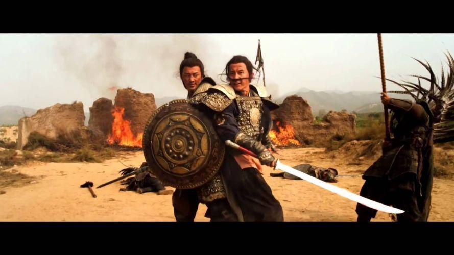 SAVING GENERAL YANG adventure biography martial samurai action (8) wallpaper