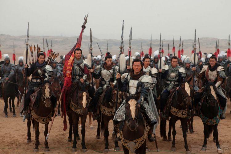 SAVING GENERAL YANG adventure biography martial samurai action (9) wallpaper