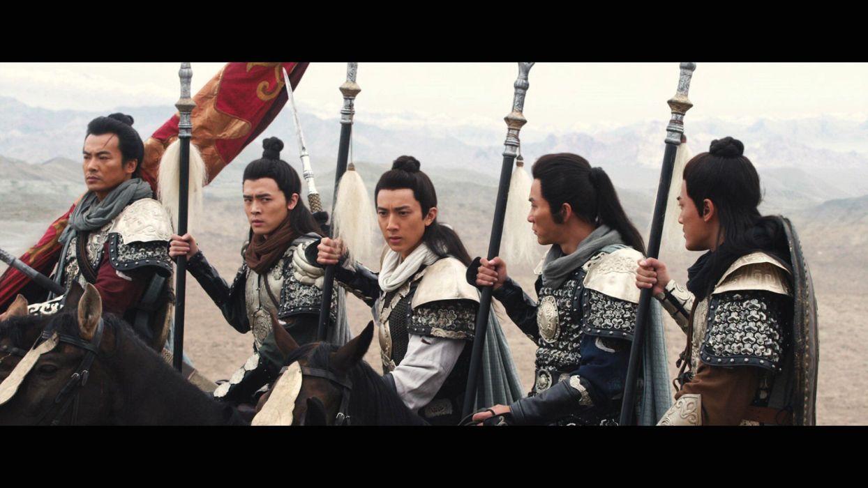 SAVING GENERAL YANG adventure biography martial samurai action (30) wallpaper