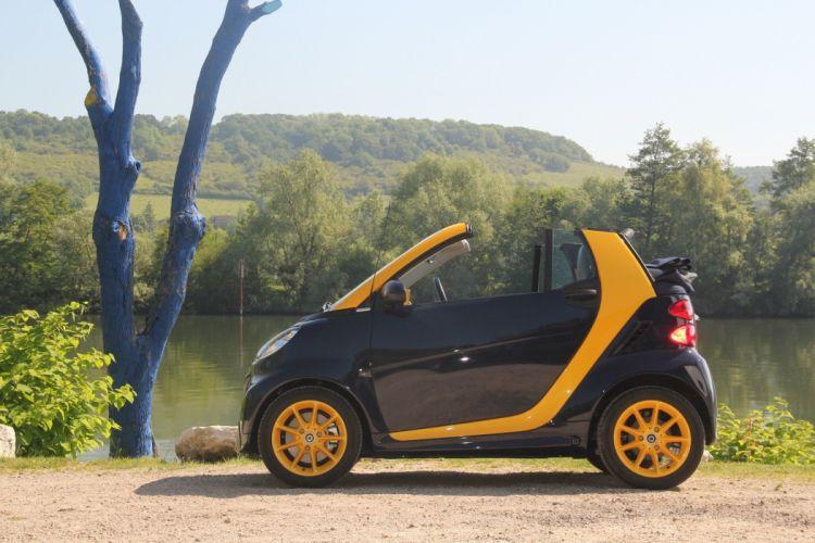 2014-Smart-Fortwo-cabriolet- Brabus wallpaper