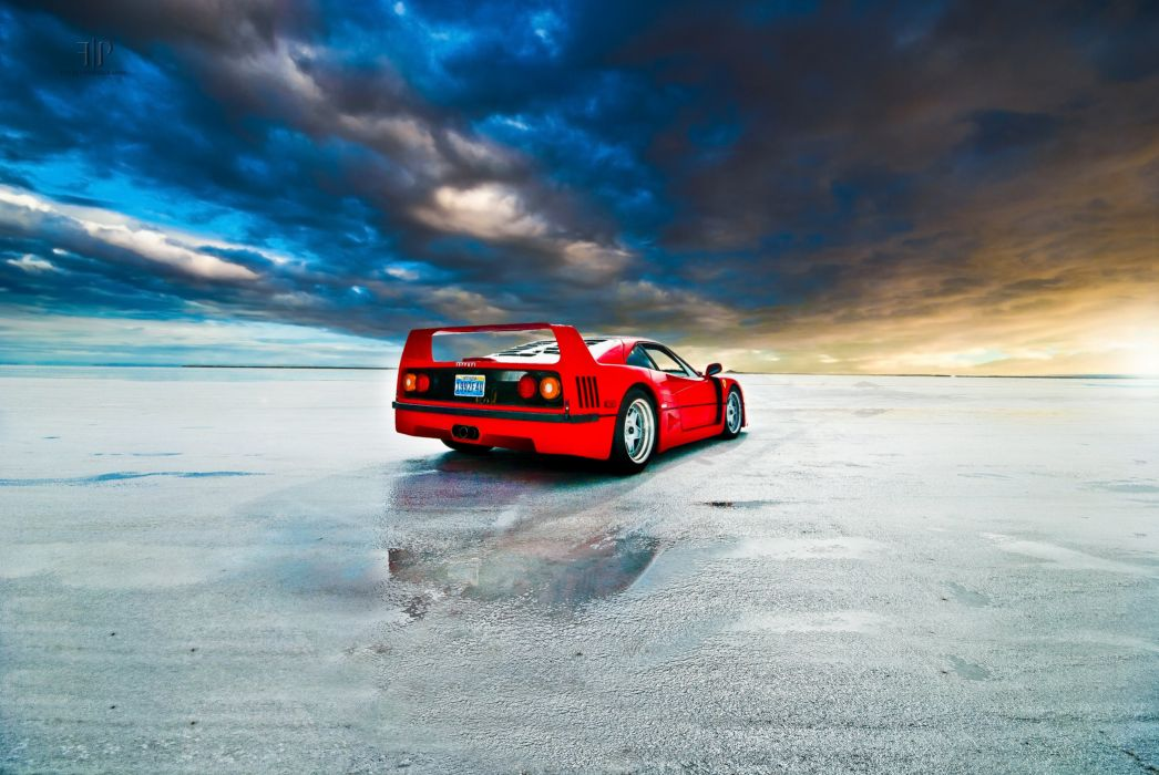 Ferrari F40 wallpaper