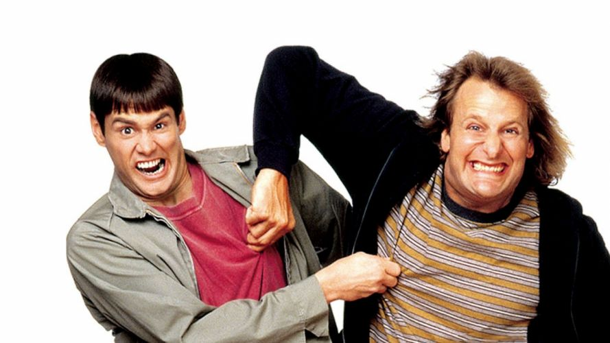 DUMB AND DUMBER comedy family humor funny (1) wallpaper