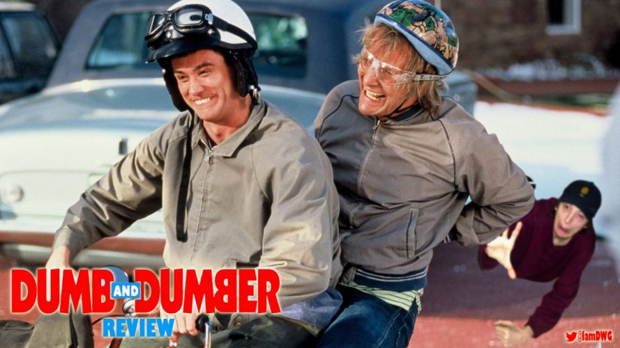 DUMB AND DUMBER comedy family humor funny (13) wallpaper