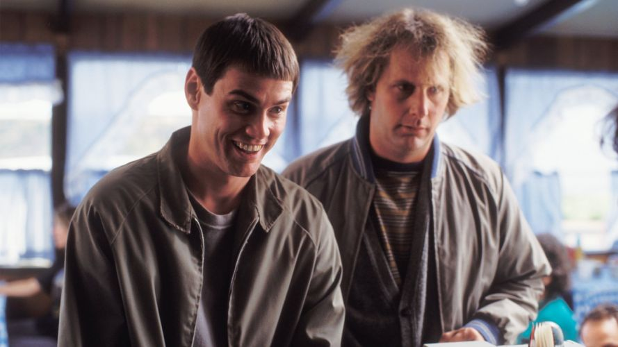 DUMB AND DUMBER comedy family humor funny (14) wallpaper