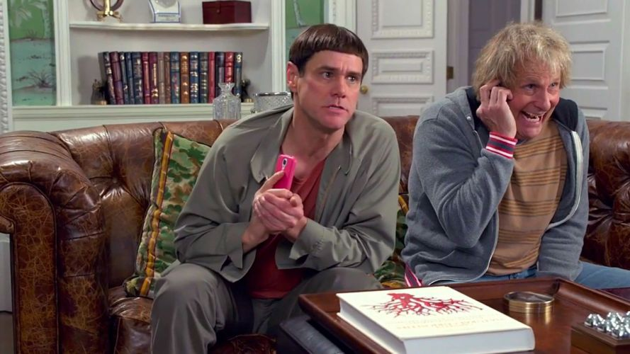 DUMB AND DUMBER comedy family humor funny (23) wallpaper