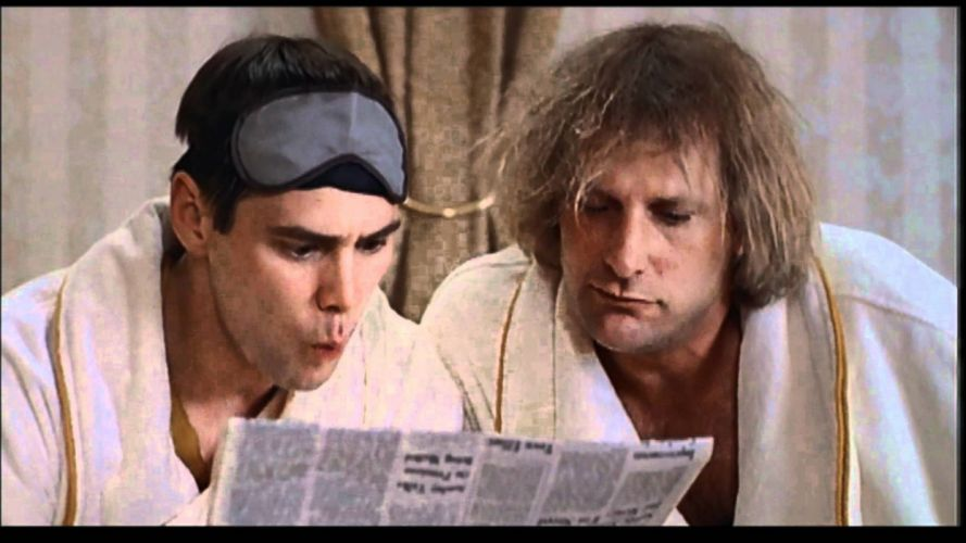 DUMB AND DUMBER comedy family humor funny (38) wallpaper