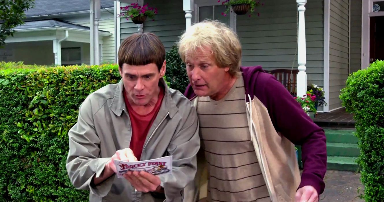 DUMB AND DUMBER comedy family humor funny (45) wallpaper
