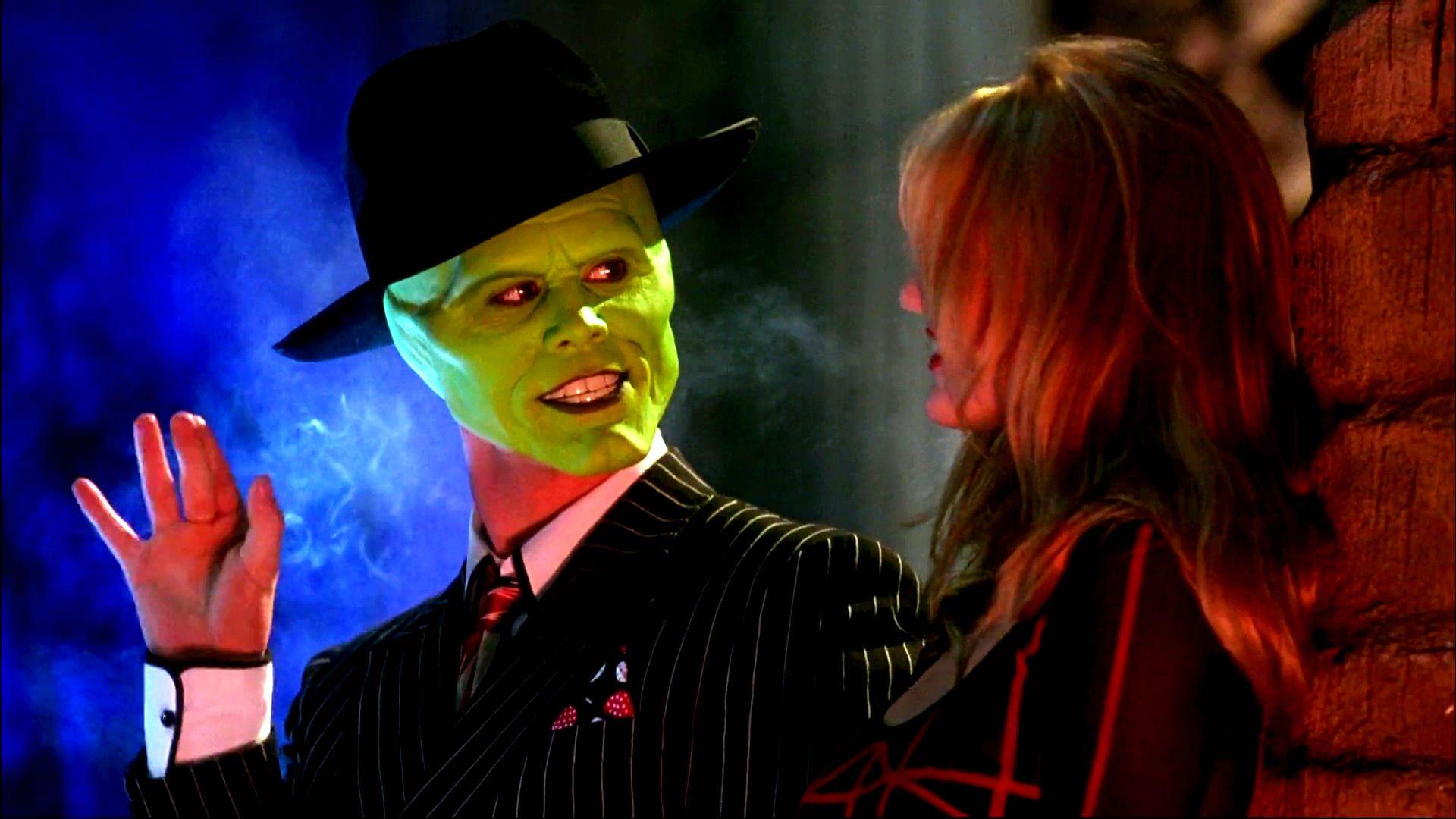 THE-MASK comedy crime fantasy family mask (27) wallpaper ...