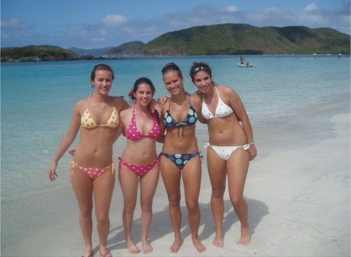 bikini sexy babe swimwear swimsuit suit (115) wallpaper