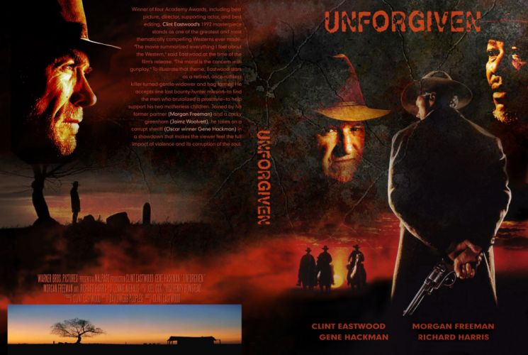 UNFORGIVEN western clint eastwood action drama (3) wallpaper