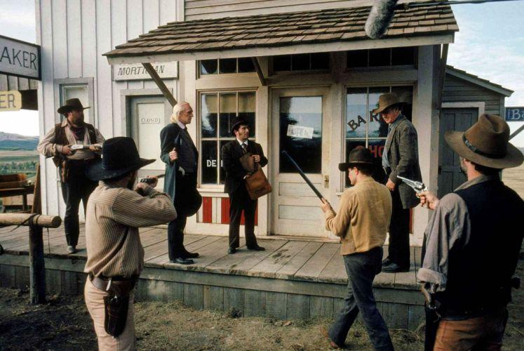 UNFORGIVEN western clint eastwood drama (9) wallpaper