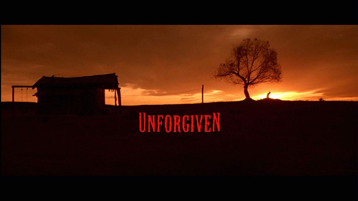 UNFORGIVEN western clint eastwood drama (24) wallpaper