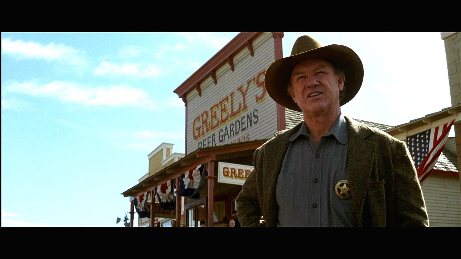 an analysis of the movie unforgiven Unforgiven: unforgiven,  in the credits, eastwood dedicated the movie to sergio leone, who directed him in a fistful of dollars (1964), for a few dollars more.