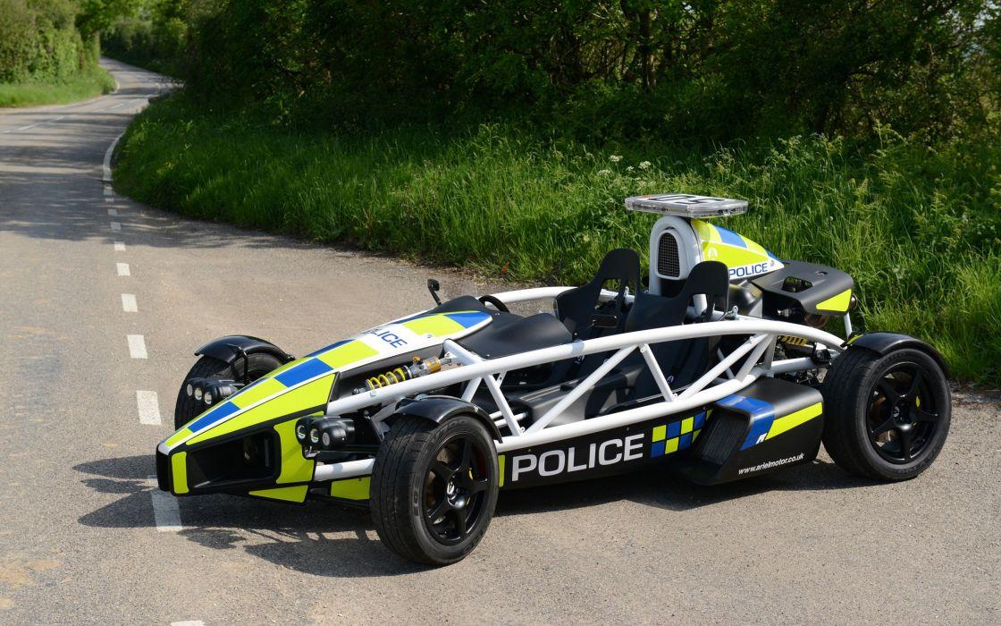 2014 Ariel Atom PL1 Police Car Sport Supercar 4000x2500 (2) wallpaper
