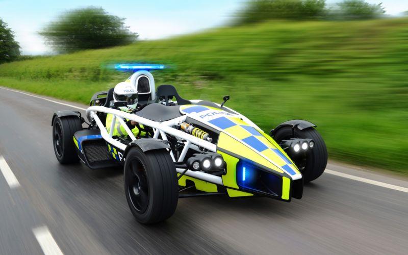2014 Ariel Atom PL1 Police Car Sport Supercar 4000x2500 (14) wallpaper