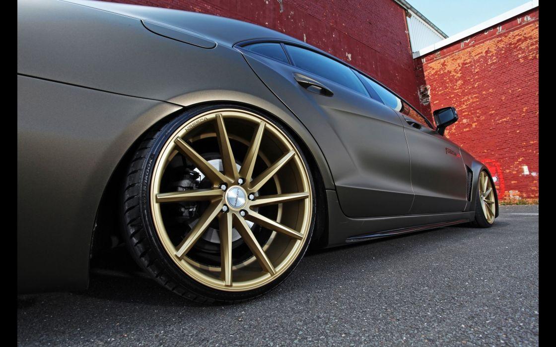 2014 fostla tunning car supercar Germany Mercedes-Benz-CLS-350 CDI 4000x2500 wheel wallpaper