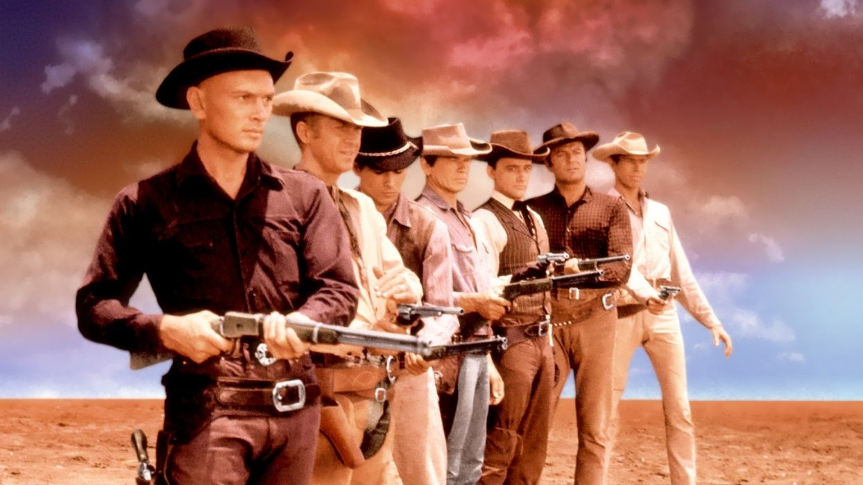 THE MAGNIFICENT-SEVEN western drama magnificent seven (2) wallpaper