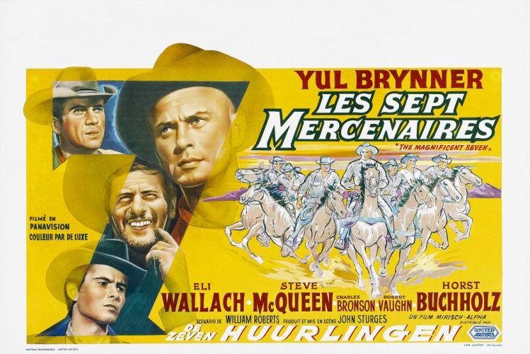 THE MAGNIFICENT-SEVEN western drama magnificent seven (19) wallpaper