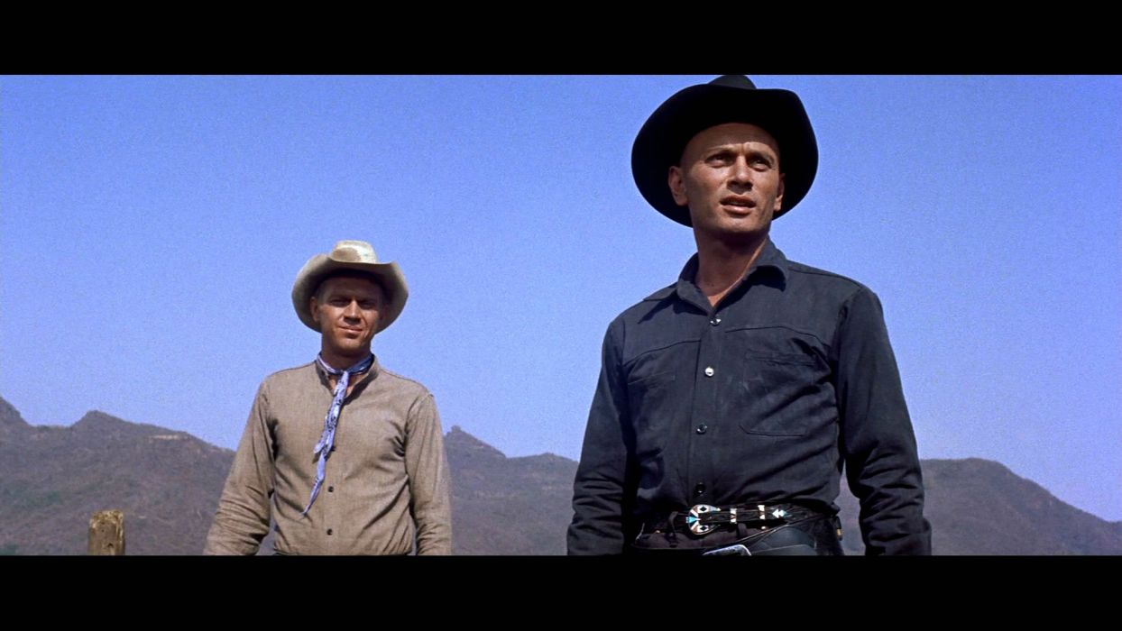THE MAGNIFICENT-SEVEN western drama magnificent seven (27) wallpaper