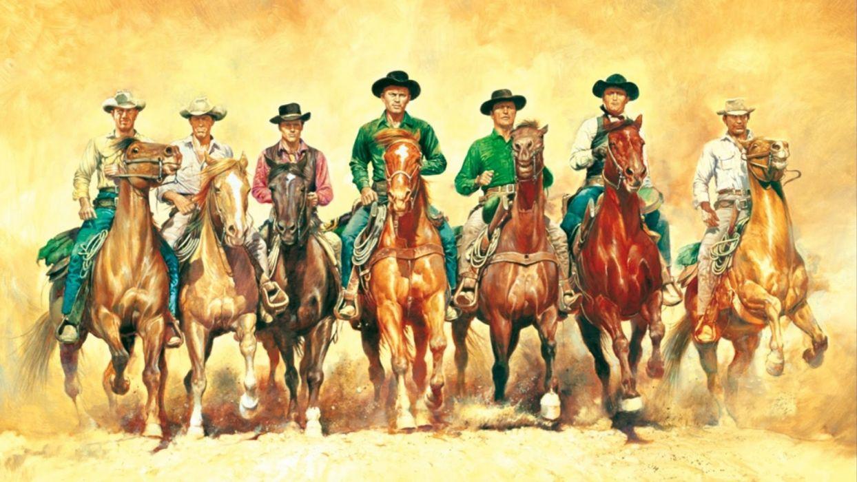 THE MAGNIFICENT-SEVEN western drama magnificent seven (35) wallpaper