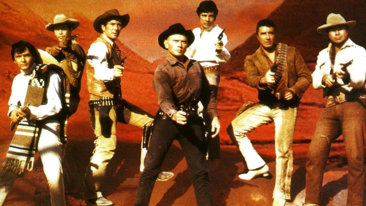 THE MAGNIFICENT-SEVEN western drama magnificent seven (40) wallpaper
