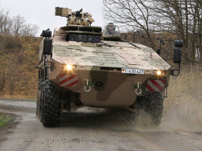Germany NATO combat vehicle armored war military army 4000x3000 kmw boxer 8x8 apc 2010 wallpaper
